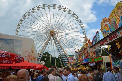 Wilhelms Riesenrad Stoppelmarkt Vechta